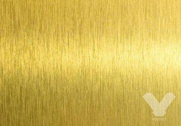 Mosaz broušená